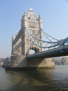 One of London's most famous bridges