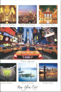 Top attractions & sights in New-York city